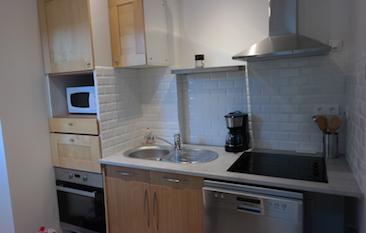 Appartement rdc - Muguets
